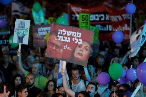 Manifestaciones en Israel: Protesta contra 'Los 50 Años de Ocupación'