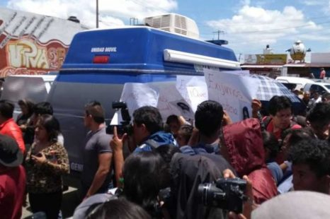 Matan a hija de Simitrio, líder de ambulantes
