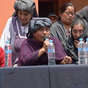 Se agrava conflicto de tierras en zona mixe, hay un muerto y ocho heridos ante indolencia del gobierno estatal