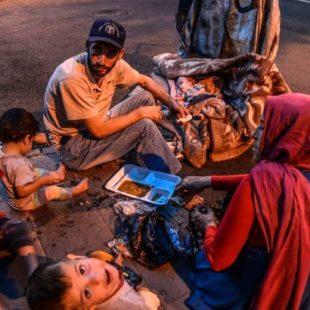 Cada tres segundos una persona se convierte en refugiada: ACNUR