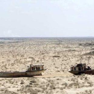 La Tierra arde: sequías, desertificación, hambre, migraciones