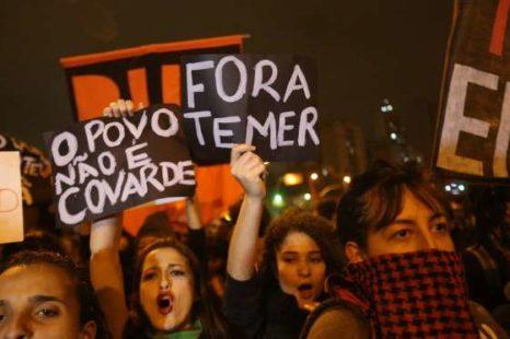 Brasil: golpe a golpe
