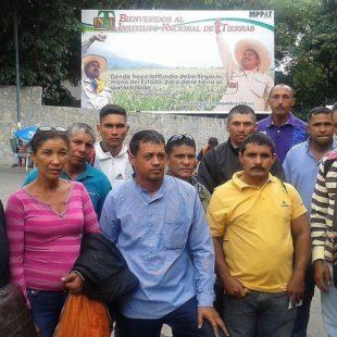 Venezuela: Campesinos de Barinas rescatan 5 mil hectáreas de un terrateniente financista de la violencia