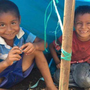 Más de la mitad de los refugiados en el mundo son niños: ONU