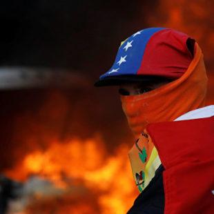 El terrorismo y la guerra mediática contra Venezuela