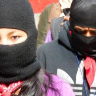 """Si no hay arte, no hay rebeldía"""", CompArte del EZLN convoca a miles en Chiapas"""