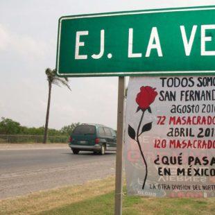 Denuncian impunidad a siete años de masacre de migrantes en San Fernando