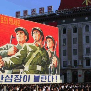 Maniobras militares norcoreanas buscan fortalecer su posición negociadora