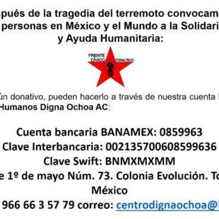Daños causados por el sismo en Chiapas y Oaxaca: ¿cómo apoyar?