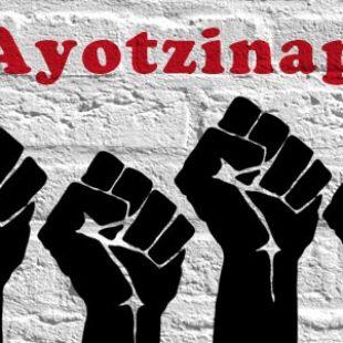 Tres años con Ayotzinapa