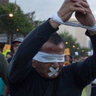 Un riesgo defender los derechos humanos en México