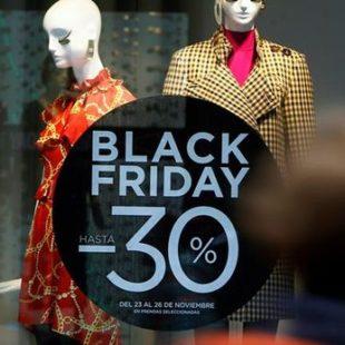 Todos los días son 'Black Friday' para destruir nuestro planeta