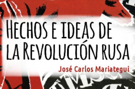 [Libro] Hechos e ideas de la Revolución rusa