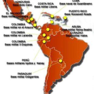 Latinoamérica, territorio ocupado