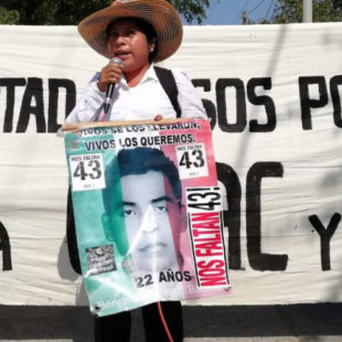 """""""Fue una masacre"""" lo que hizo la policía en Guerrero, afirman integrantes del Cecop"""