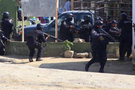 Las violaciones a los derechos humanos contra el CECOP y la CRAC-PC