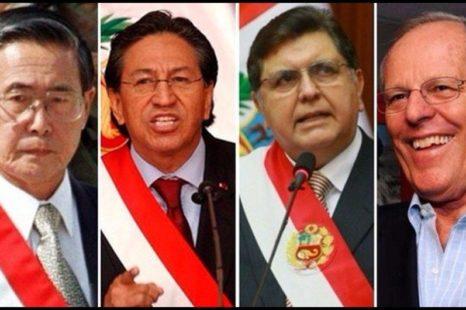 """""""Los presidentes peruanos son ladrones confesos y absueltos"""""""