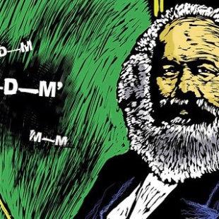 ¿Cómo desarrolla Marx la tesis de que el valor depende exclusivamente de la cantidad de trabajo incorporada en la mercancía?