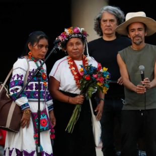 Pueblos indígenas, excluidos de las propuestas de precandidatos a la presidencia: Marichuy