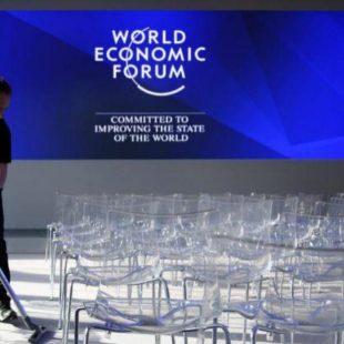 Contradicciones en Davos