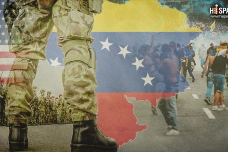 EEUU propicia golpe de Estado contra Venezuela