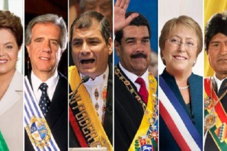 La izquierda latinoamericana, ¿atacada por la derecha y sus propios errores?