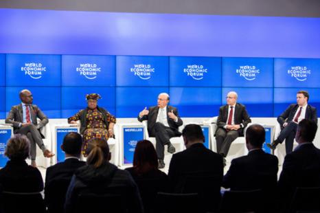 Davos, el foro de la desigualdad
